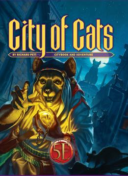 City of Cats: Citybook & Adventure (5E)