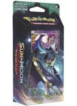 Pokemon S&M Guardians Rising Lunala Theme Deck