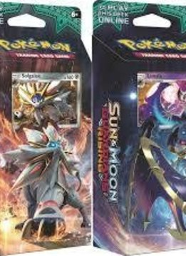 Pokemon S&M Guardians Rising Theme Deck