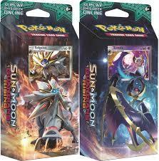 Pokemon S&M Guardians Rising Theme Deck