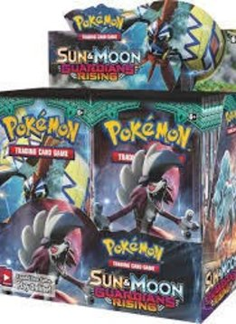 Pokemon SM Guardians Rising Booster Box