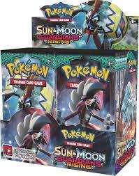 Pokemon SM Guardians Rising Booster Box
