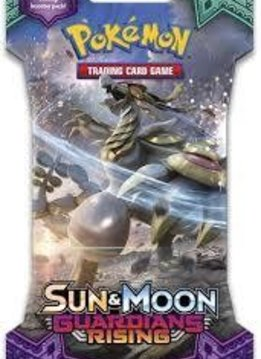 Pokemon S&M Guardians Rising Booster Pack
