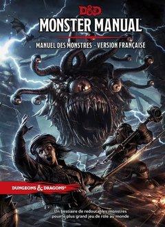 Donjons & Dragons: Manuel des Monstres (FR)