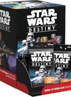 Star Wars Destiny: Spirit of the Rebellion Booster Box