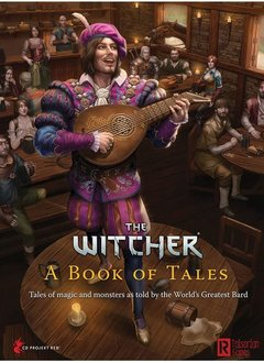The Witcher: A Book of Tales