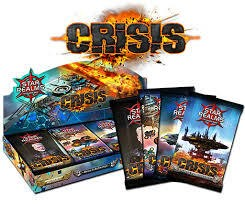 STAR REALMS Extension : CRISIS FR single