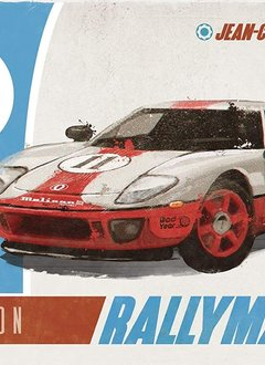 Rallyman: GT - GT5 (FR)