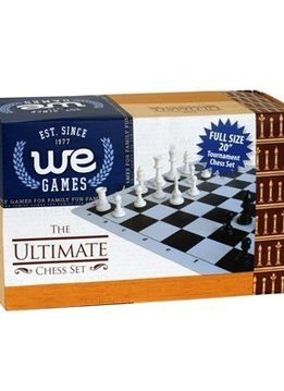 Silicone Ultimate Chess - Green