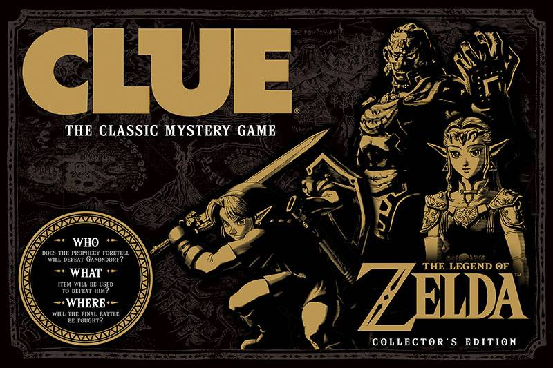 CLUE®: The Legend of Zelda™