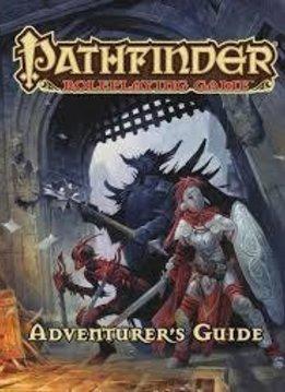 Pathfinder: Adventurer's Guide