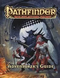 Pathfinder: Adventurer's Guide