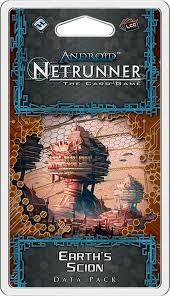Netrunner LCG: Earth's Scion