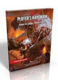 Donjons & Dragons: Manuel Des Joueurs (FR)  (Précommande, de retour novembre 2020))