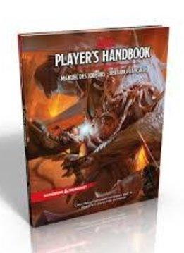 Donjons & Dragons: Manuel Des Joueurs (FR)  (Précommande, de retour fin octobre)