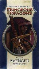 D&D Avenger Power Cards