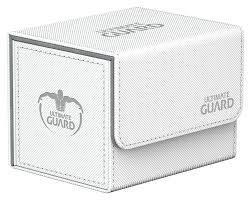 Deck Box: Sidewinder Xenoskin 100+ White