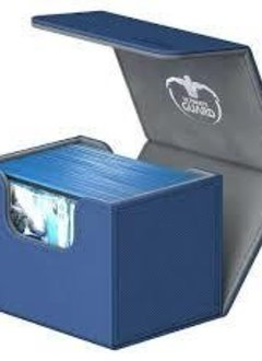 Deck Box: Sidewinder Xenoskin 100+ Blue