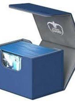 Deck Box: Sidewinder Xenoskin 100+ Blue