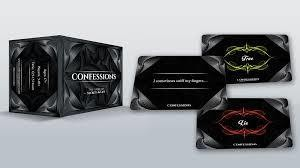 Confessions the Games of Secrets & Lies