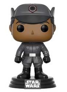 POP! Star Wars 8 Finn (Last Jedi)