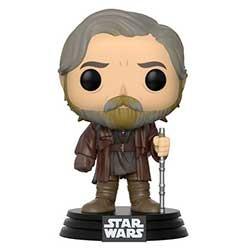 POP! Star Wars 8 Luke Skywalker (Last Jedi)