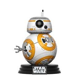 POP! Star Wars 8 BB-8 (Last Jedi)