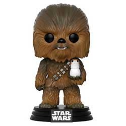 POP! Star Wars 8 Chewbacca (Last Jedi)