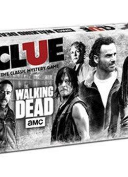 Clue the Walking Dead TV