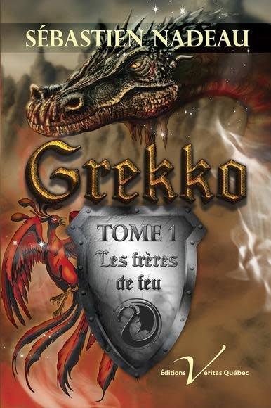 Grekko: TOME 1: Les frères de feu