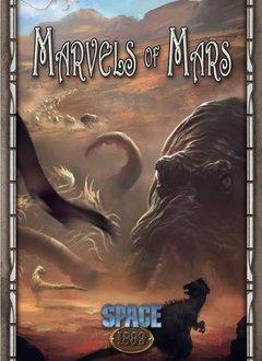 Space 1889 Marvels of Mars