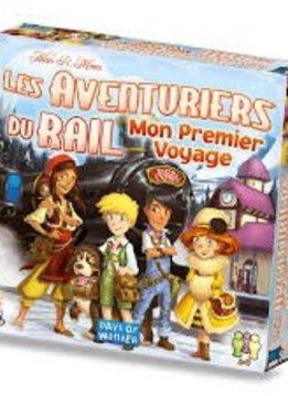 Aventuriers du Rail : Mon Premier Voyage Europe
