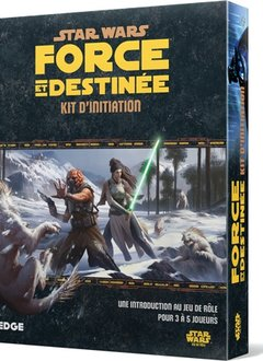 Star Wars : Force et Destinée, Kit d'Initiation