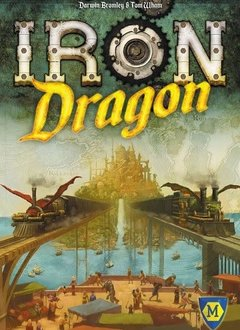 IRON DRAGON 2ND EDITION