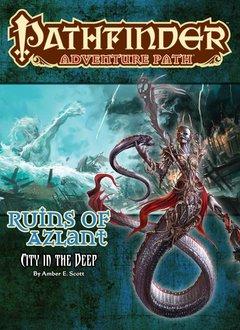 Pathfinder Adventure Path: City in the Deep