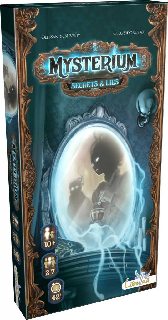 Mysterium - Secret & Lies (FR)