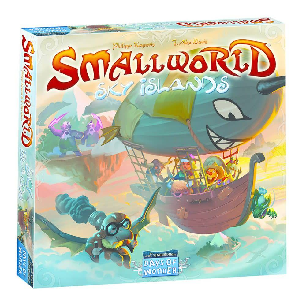 Small World: Sky Islands Exp. FR