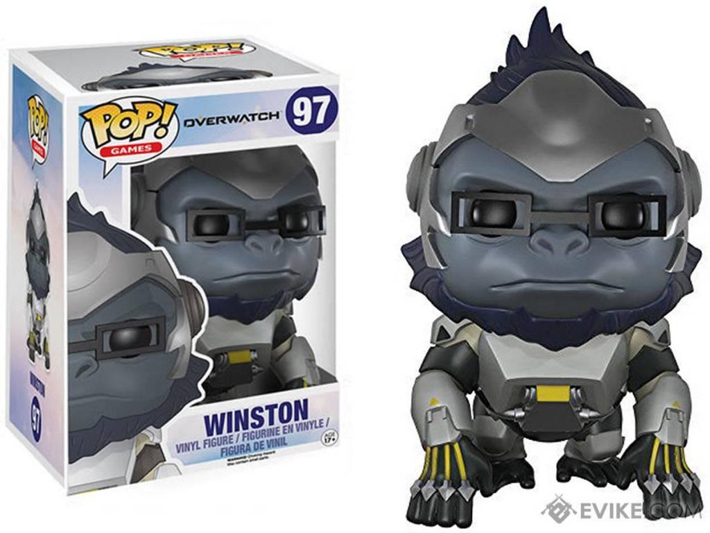 Pop! Overwatch: Winston 6''