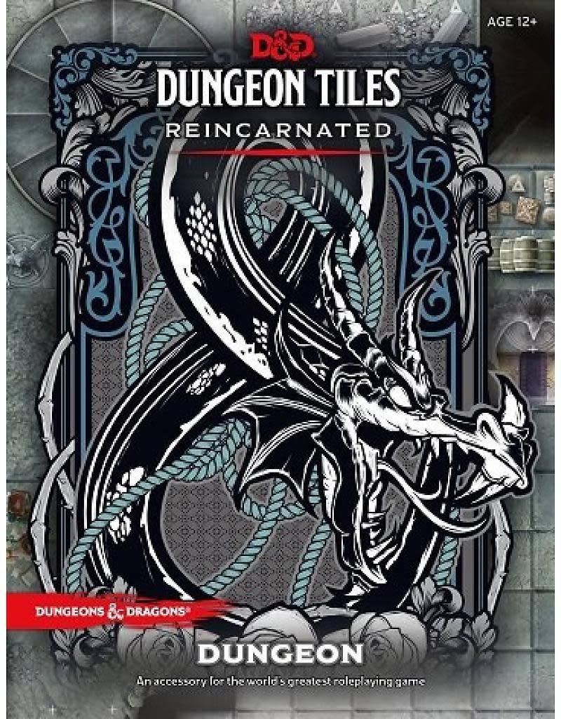 D&D Dungeon Tiles Reincarnated: Dungeon