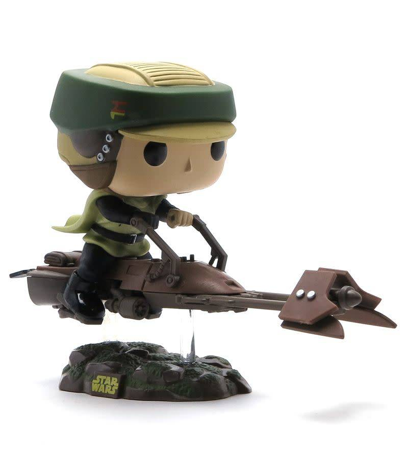 Pop Deluxe Luke on Speeder - Chase
