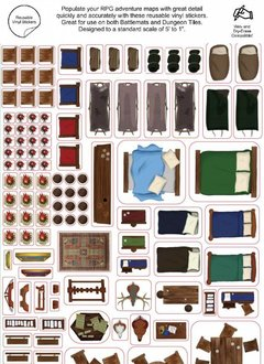 Dungeon Dressing Furniture