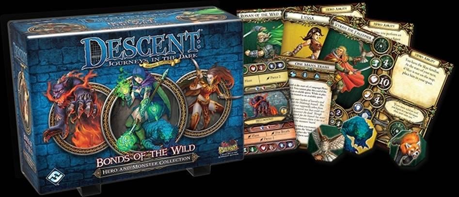 Descent : Bonds of the Wild