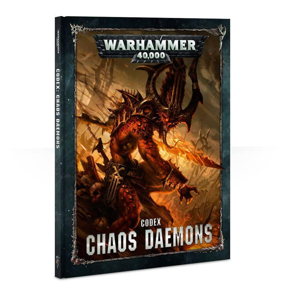 Chaos Daemons Codex FR