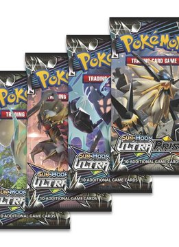 Pokemon SM Ultra Prism Booster Pack