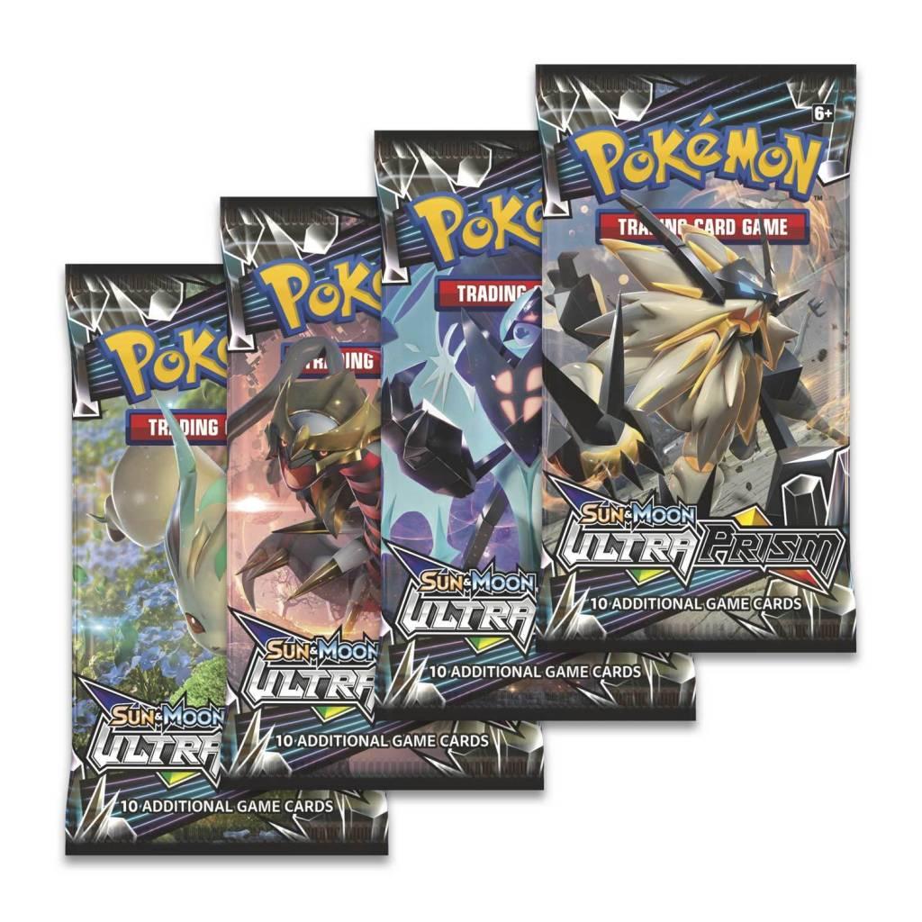 Pokemon SM Ultra Prism Booster Pack
