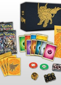 Pokemon Ultra Prism Elite Trainer Box