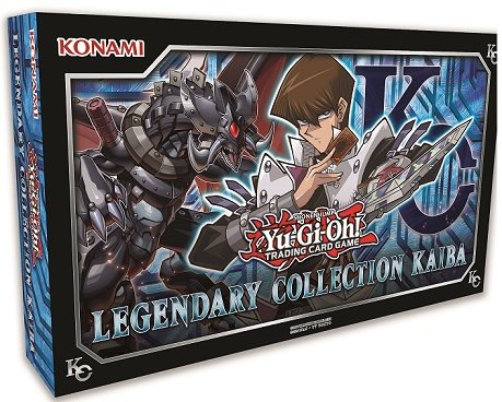 YGO Legendary Collection Kaiba