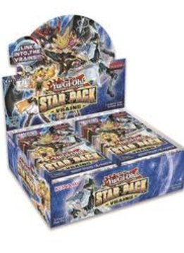 YGO Star Pack Vrains Booster Box