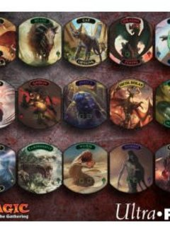 MTG Eternal Collection Relic Tokens BOOSTER