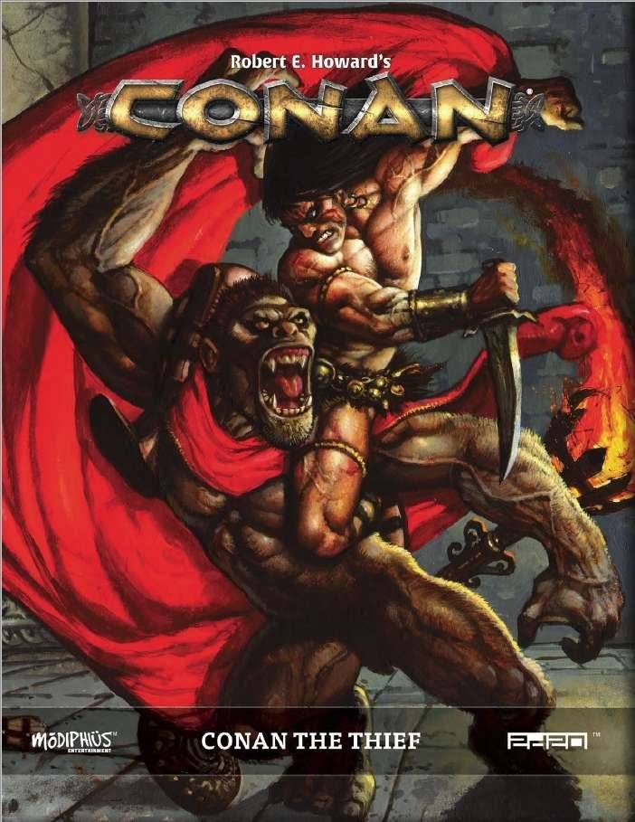 Conan RPG: Conan the Thief